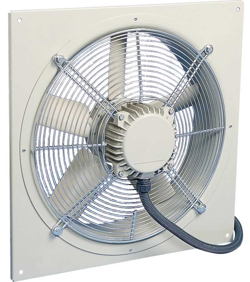 Compact 2000 Square Plate Axial Series Fantech Trade