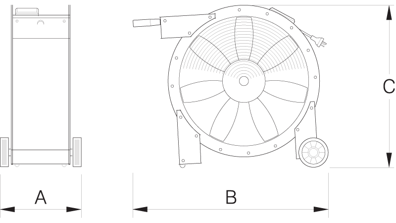 Compact-Cooler-Standard-Dimensions