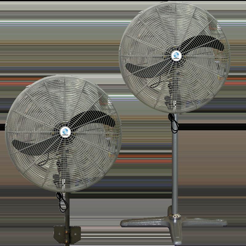 Durable Pedestal Fan : Pedestal wall mounted cooling fans fantech trade
