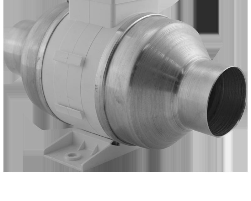 Odourvac Toilet Ventilation Fantech Trade
