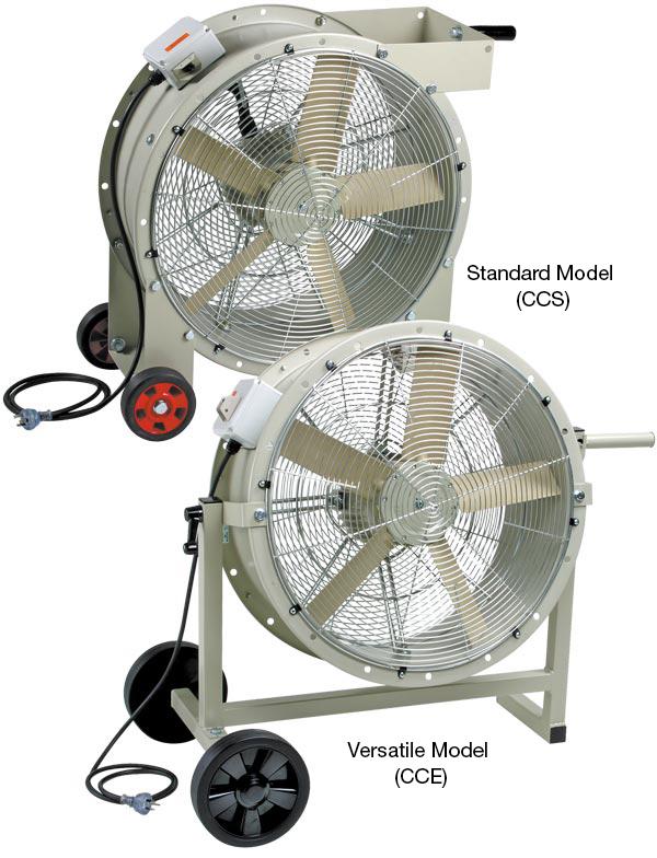 Compact Cooler Series Fantech Trade